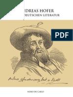 Andreas Hofer in der deutschen Literatur