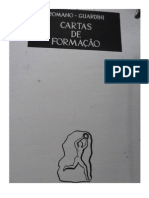 Cartas de Formação, de Romano Guardini mudado para português por RuyBelo
