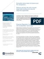 PCI Brochure - AccessData