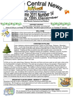 Newsletter Autumn14 2011