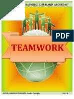 EDWIN MESCCO CACERES Teamwork