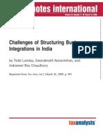 Bus Integrations India