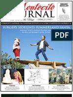 Surgery Sidelines Summerland Santa
