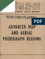 Advanced Map Reading ~ 1944
