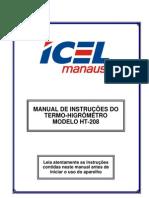 HT-208 Manual