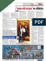 The Sun 2008-10-24 page04 At the Dewan Rakyat