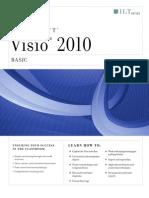 Visio 2010 Basic Student Manual