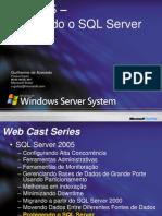 Webcast SQL2005 Protegendo