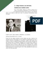 Perfil Diego Cisneros a sus 100 años