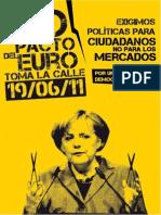 DRY - Rechazo Al Pacto Del Euro y Propuestas
