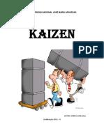 EDWIN MESCCO CÁCERES KAIZEN