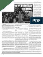 Huelga en los Frigoríficos del Cerro (Montevideo) 1916 -Pascual Muñoz-