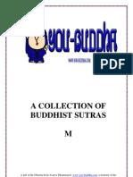 Buddhist Sutra M1