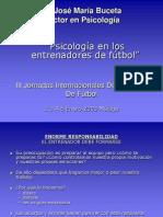 Psicologia Monitores de Futbol