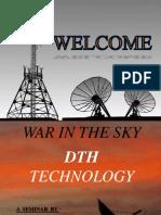 DTH Tech. Seminar Ppt-0801215006