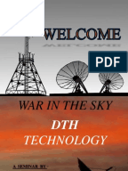 Dissertation project on dth services