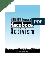 Digiactive guide to Facebook Activism