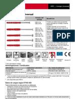 Anclaje Plastico Hrd Ftm Manual de Anclajes