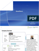 Smartdocs PPT - Concept and Comparisons