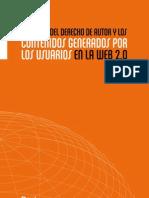 El futuro del derecho de autor y los contenidos generados por los usuarios en la web 2.0