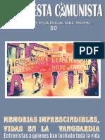 Propuesta Comunista, nº 50, junio 2007