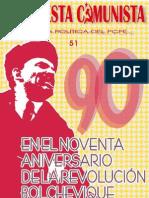 Propuesta Comunista, nº 51, diciembre 2007