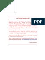 ion Des Baremes de Sterilisation
