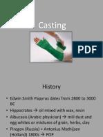Materi Cast Edit