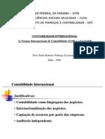 Contabilidade Internacional e a Lei 11