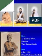 Swami Vivekananda History Ppt 3218