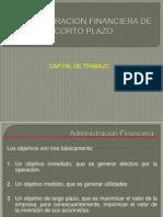 Admin is Trac Ion Financier A a Corto Plazo