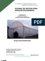 Estudio de Perfil Grupo Dzidzich-Gaax
