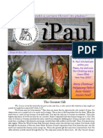 iPaul no.16 - Saint Paul Scholasticate Newsletter
