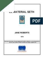 Roberts, Jane - El Material Seth - Tomo 1 de 2