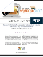 Separation Studio User Guide