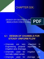 Open Channel + Weir Generalities
