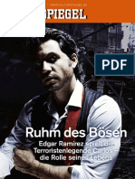 Kultur - Spiegel - Magazin 2010 11 - Ruhm des Bösen