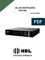 Manual Dvr-hm 5