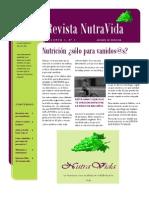 Revista NutraVida