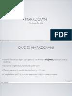 Markdown Tutorial