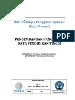 User Manual DIKTI 0.3 Update