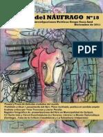 Revista Botella del Náufrago Nº 18
