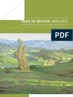 2009 - 2010 Marin Agricultural Land Trust Annual Report