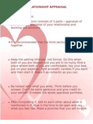 Relationship Appraisal