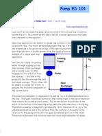 Vfd Pump Selection Part 3