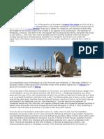 Parse or Persepolis