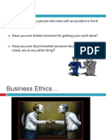 Business Ethics Unit-1