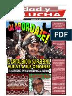 Unidad y Lucha, nº 270, diciembre 2009
