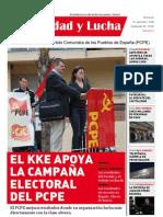Unidad y Lucha, nº 286, junio 2011