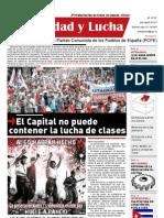 Unidad y Lucha, nº 287, julio-agosto 2011